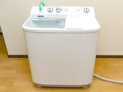 2槽式洗濯機