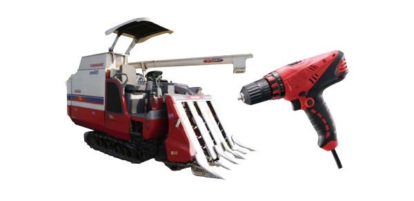 農機具・工具買取