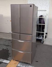 シャープ5ドア冷蔵庫