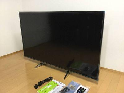 パナソニックVIERA55インチ液晶テレビ