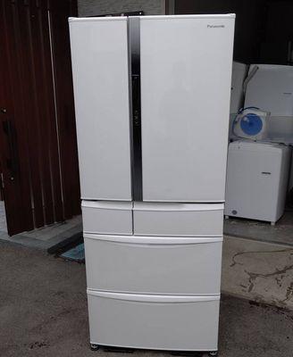 パナソニック6ドア冷蔵庫