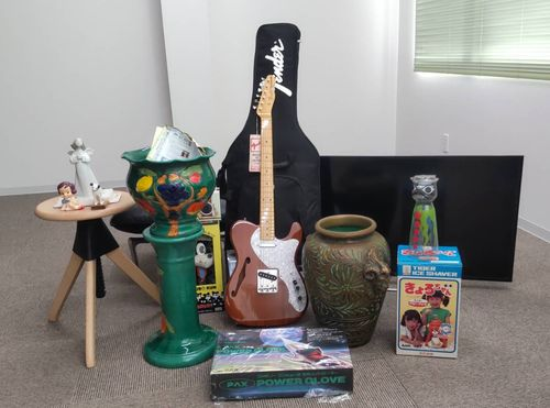 陶器、花台、雑貨買取りしました!